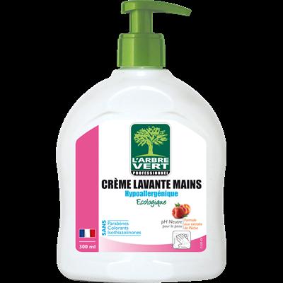 Crème lavante mains écologique 300 ml