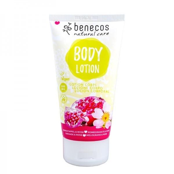 lait corps rose grenade benecos 150 ML