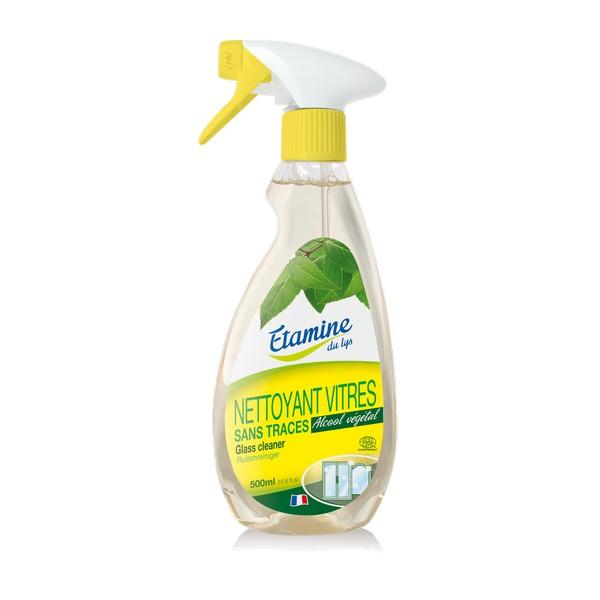 Nettoyant vitre alcool vegetal 500ml