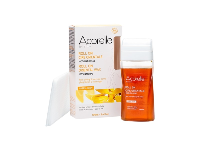 ACORELLE Roll on cire orientale 100% naturelle 100ML