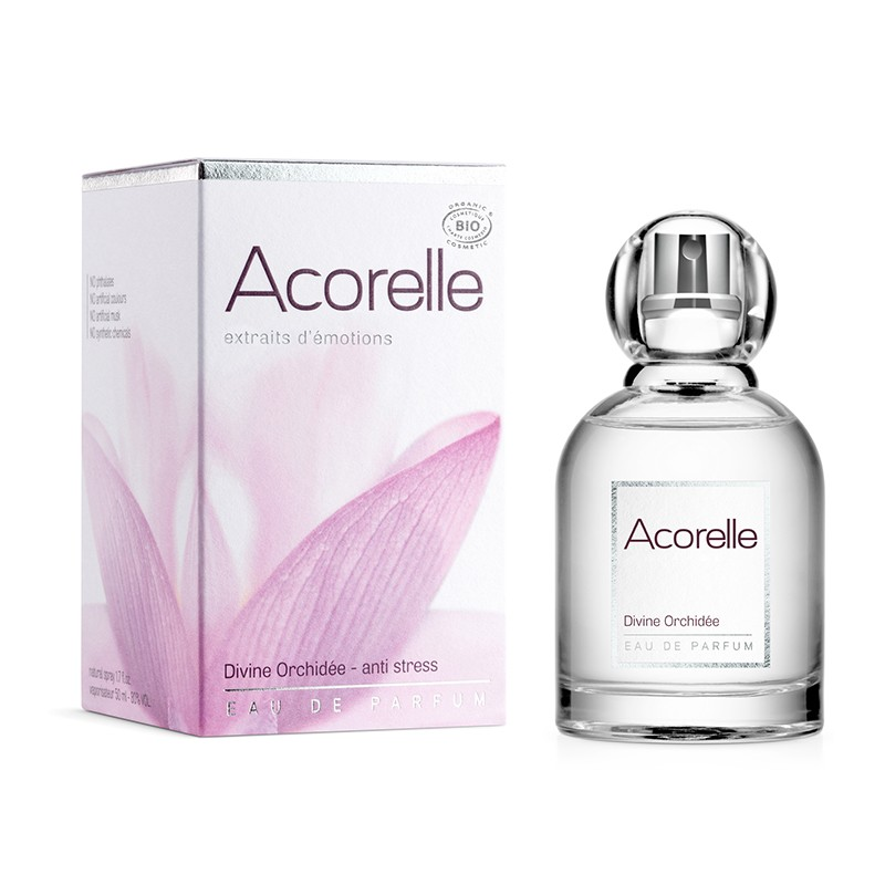 ACORELLE Divine Orchidée Bio anti stress 50Ml