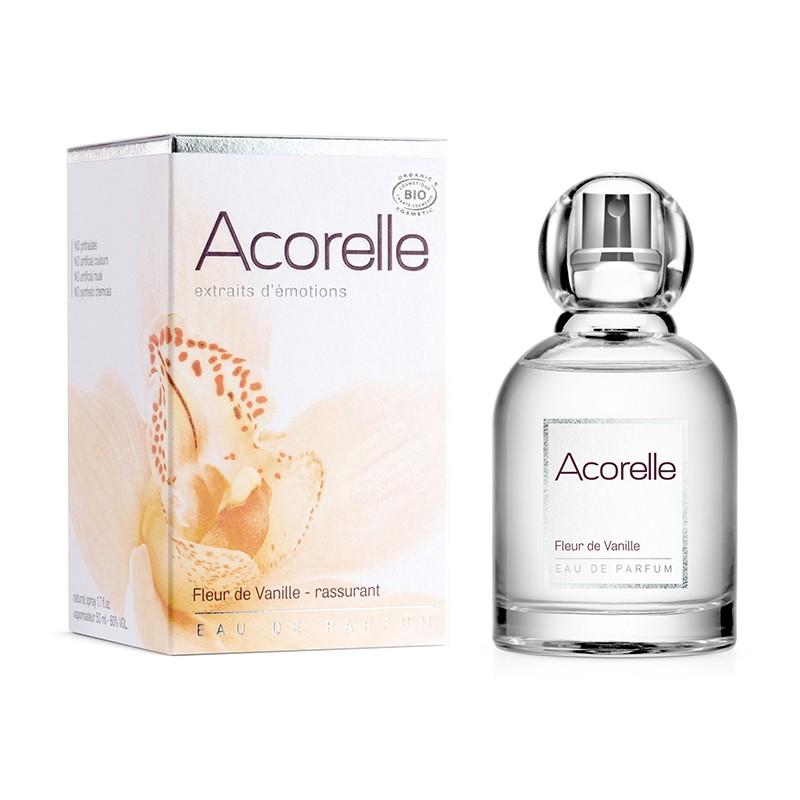 Eau de parfum Vanille Blosoom Bio 50Ml Acorelle