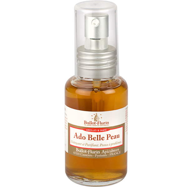 BALLOT-FLURIN BIO Belle Peau Nettoyant et purifiant peaux à problèmes Flacon Pompe 50 ML