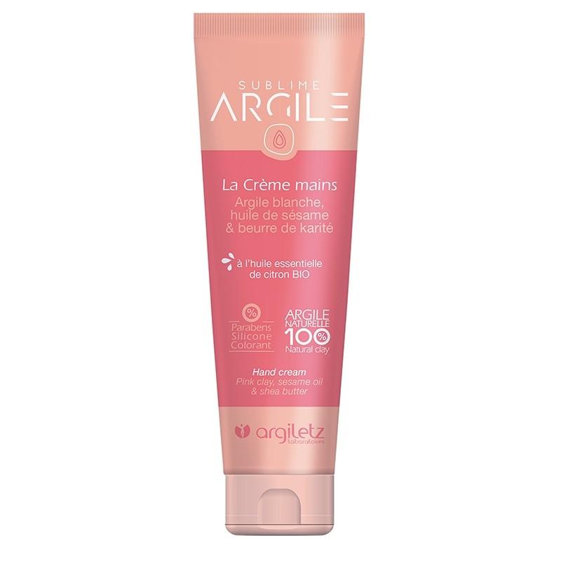 ARGILETZ Crème mains - tube 50 ml