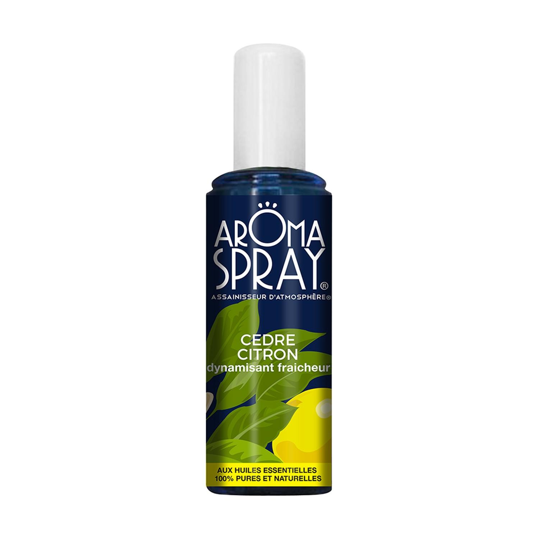 Aromaspray Cèdre citron - vaporisateur 100 ml