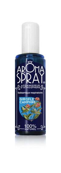 Aromaspray Girofle camphre - vaporisateur 100 ml