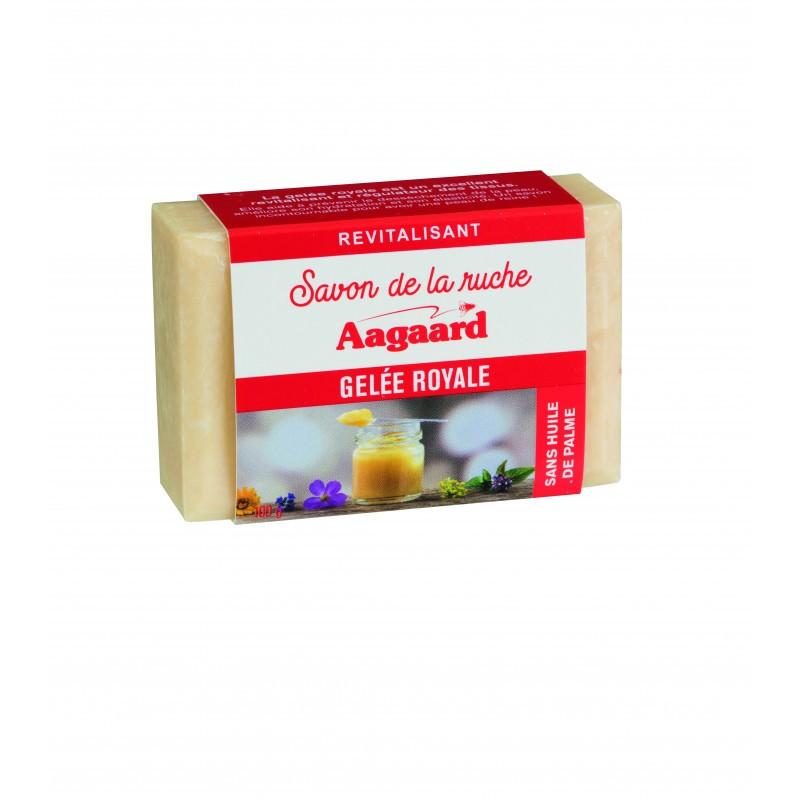 Aagaard Savon de la ruche, Gelée royale - 100 g