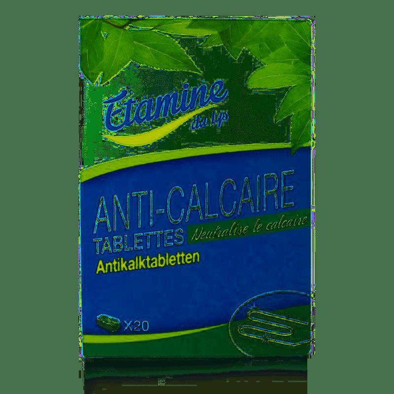 ETAMINE DU LYS Tablettes anti-calcaire - 20 unités