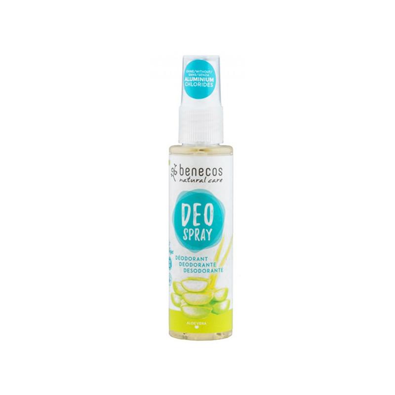 BENECOS Déodorant aloé vera BIO - spray 75 ml