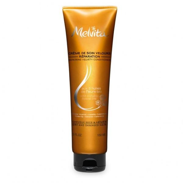 MELVITA Crème de soin velours - tube 150 ml