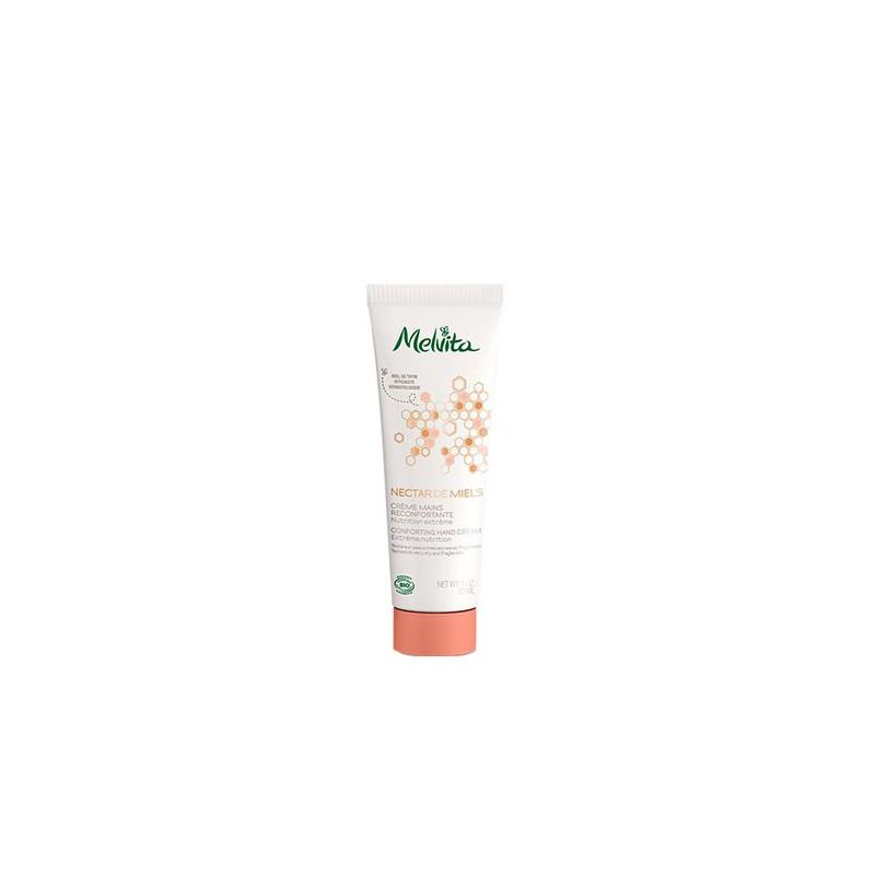 MELVITA Crème mains réconfortante BIO - tube 75 ml