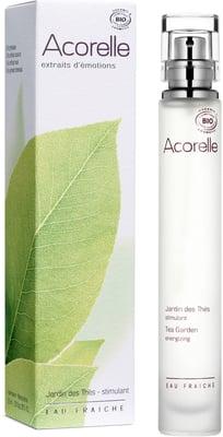 Acorelle Eau fraiche Jardin des thés BIO - spray 30 ml