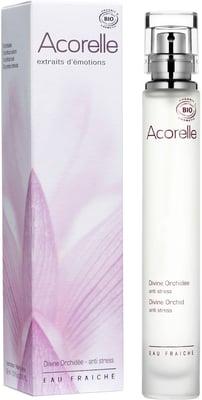 Acorelle Eau fraiche Divine Orchidée BIO - spray 30 ml