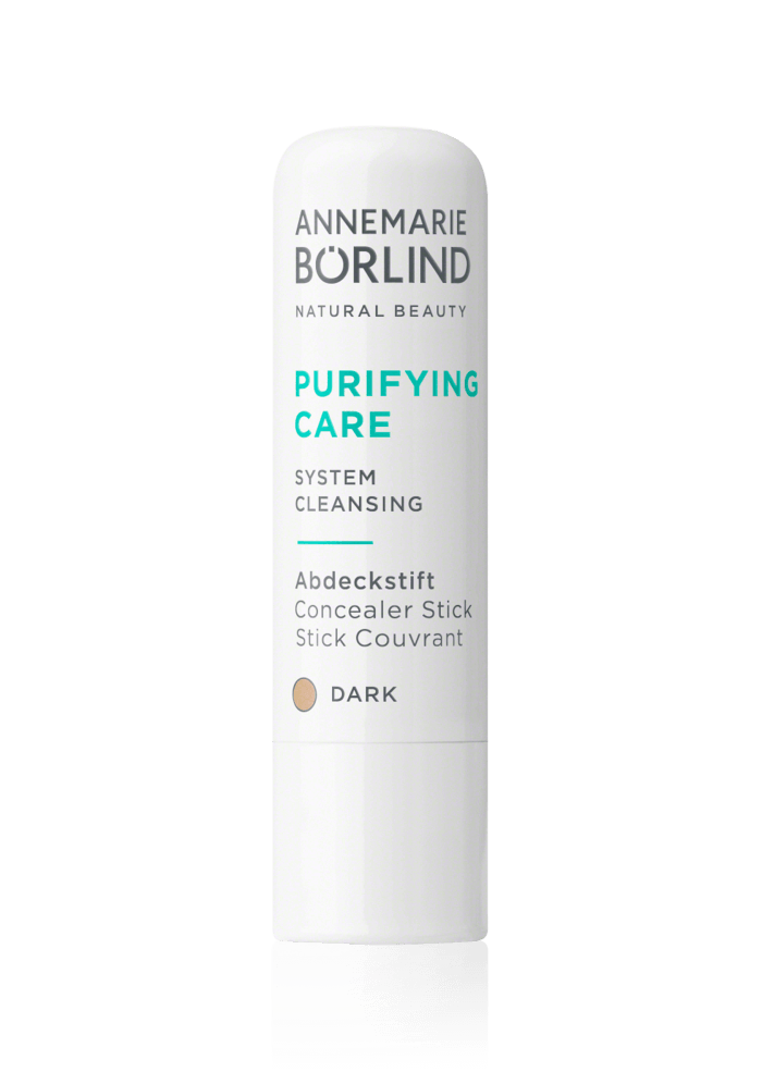 AnneMarie Börlind Purifying Care, Stick couvrant foncé - 4.8 g