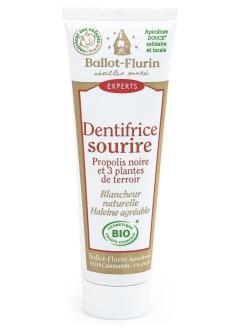 BALLOT-FLURIN  Dentifrice Sourire BIO - 50 ml