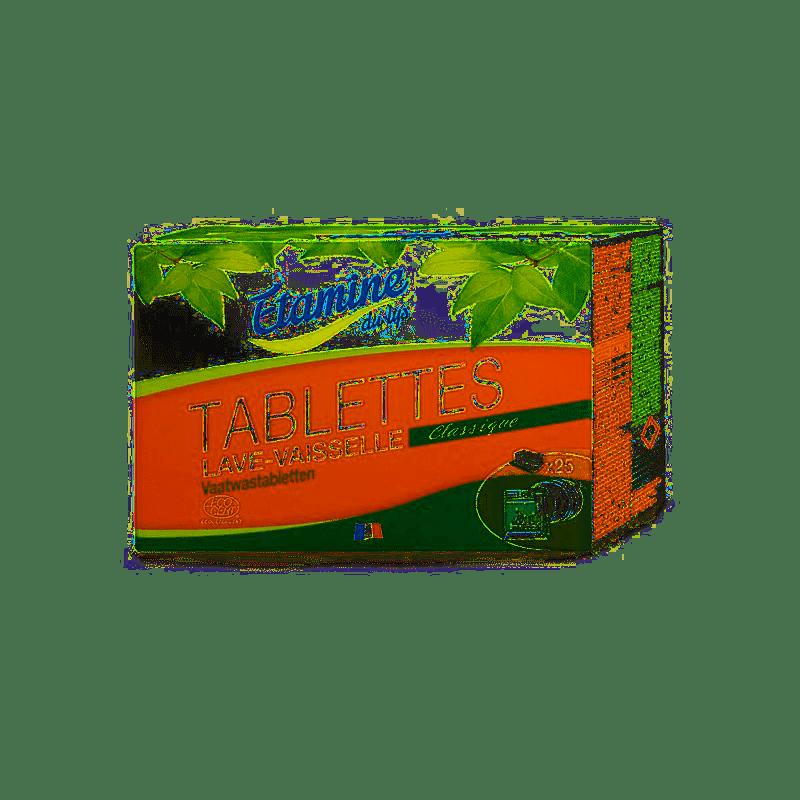 ETAMINE DU LYS Tablettes lave-vaisselle - 25 unités