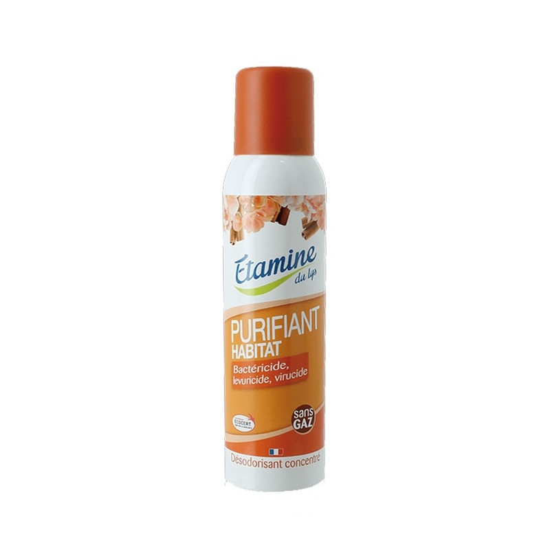 ETAMINE DU LYS Désodorisant concentré purifiant habitat - spray 125 ml