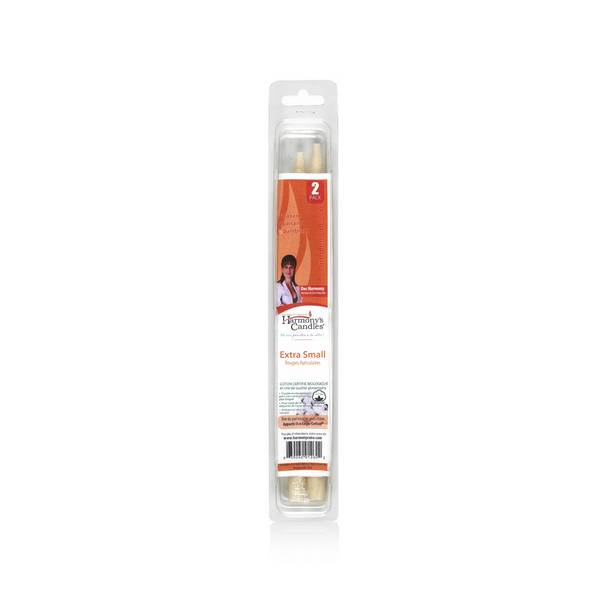 HARMONYS EAR CANDLES Paire de bougies auriculaires Extrasmall - 2 bougies