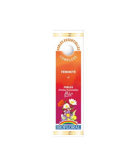 BIOFLORAL Perles essentielles Complexe Féminité BIO - 20 ml