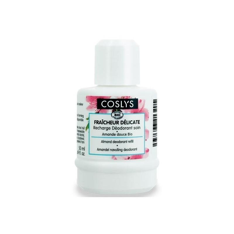 Coslys Déo Recharge Fraicheur délicate 50 ml