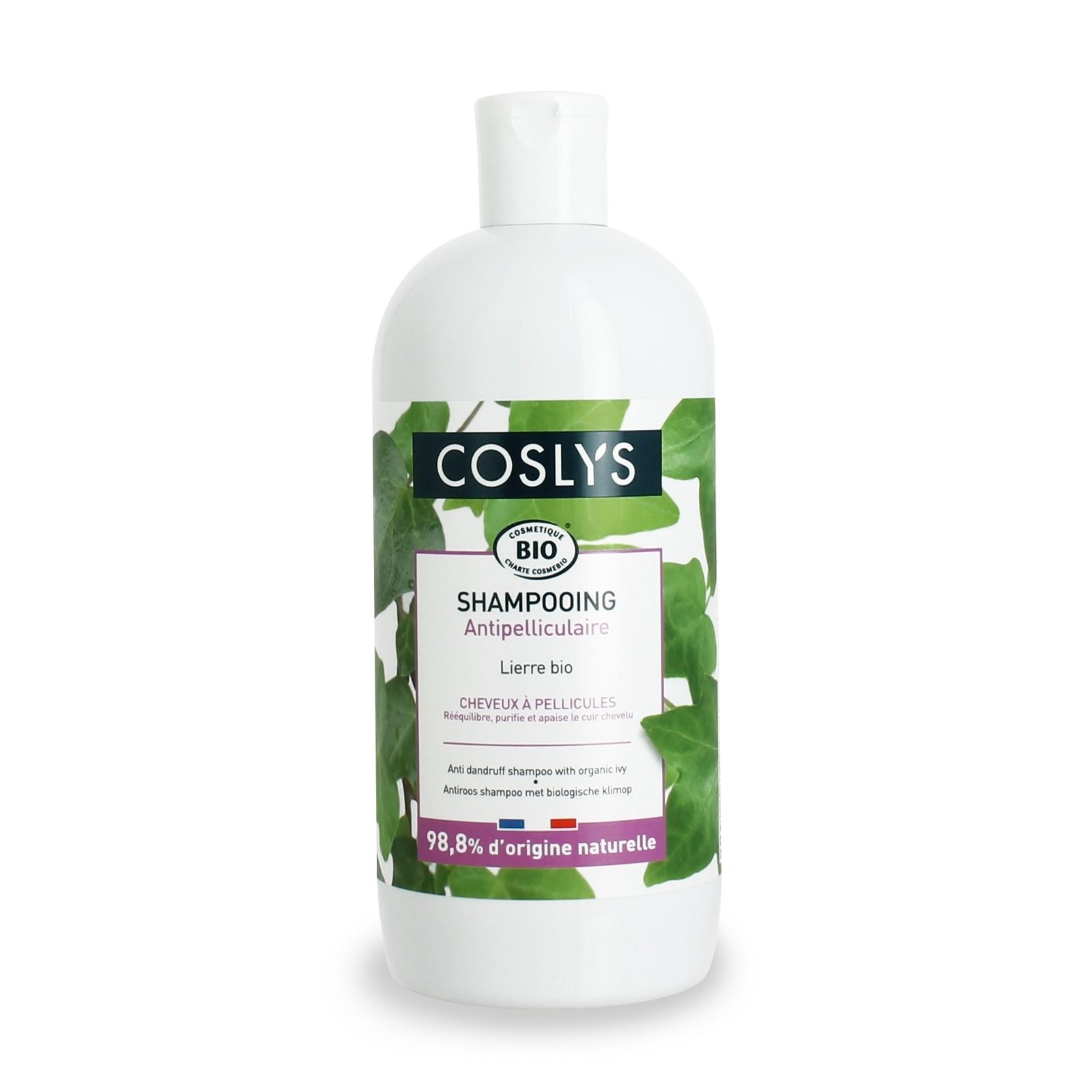 Coslys Shampoing Bio Etats pelliculaires Pur Equilibre 500 ml