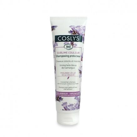 COSLYS Shampoing cheveux colorés et méchés BIO - 250 ml