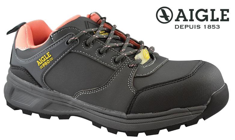 Chaussure de sécurité femme SOLTER Aigle S3