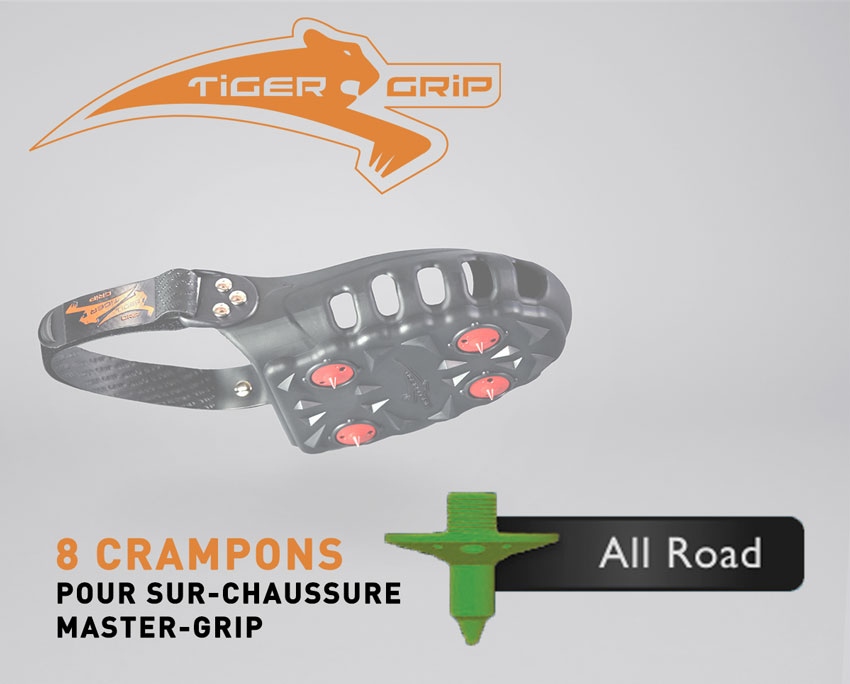 Crampons ALL-ROAD