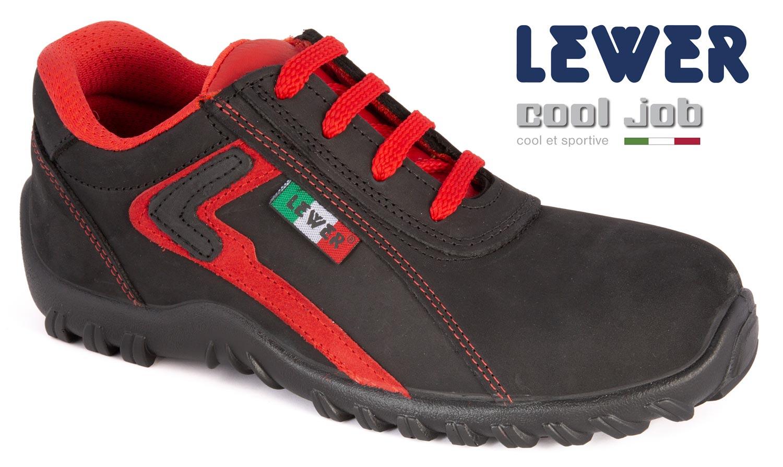 Chaussure de sécurité DP1N Lewer S3