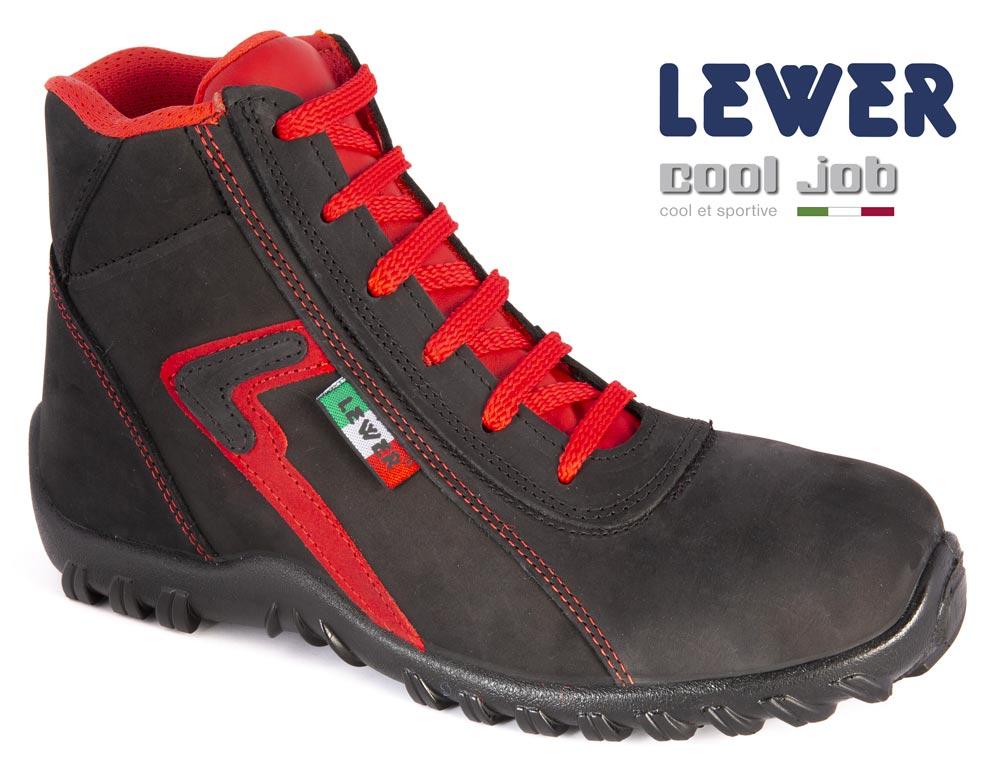 Chaussure de sécurité DP2N Lewer S3