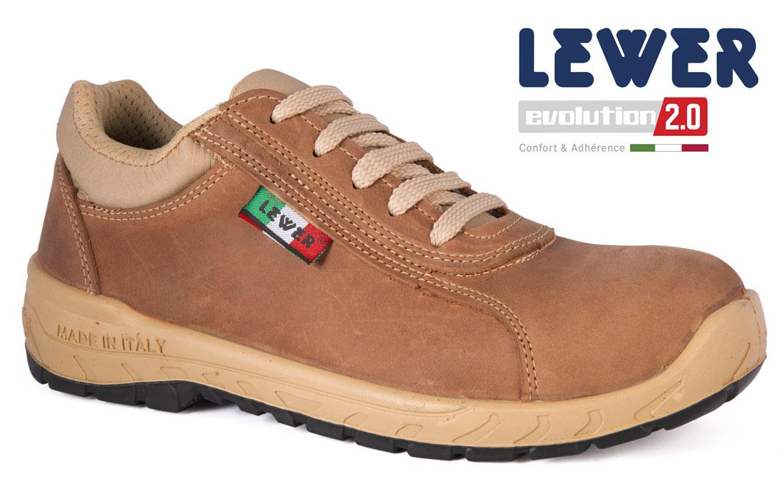 Chaussure de sécurité SAPRI Lewer S3