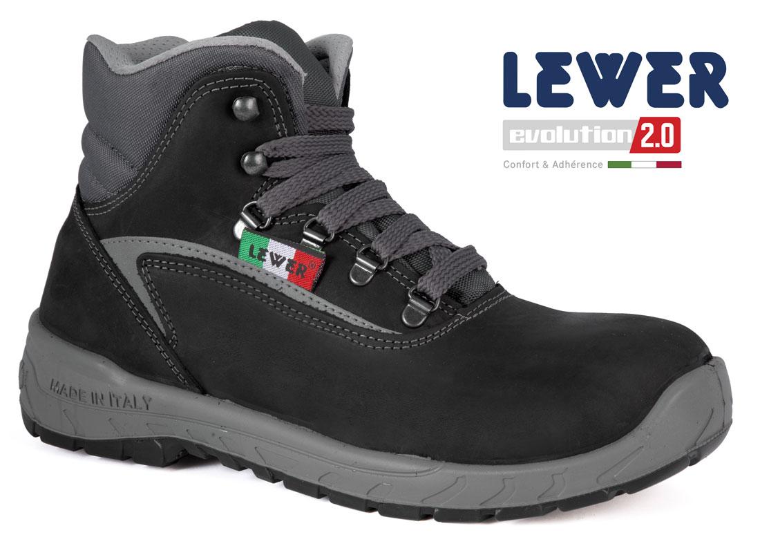 Chaussure de sécurité 676 Lewer S3