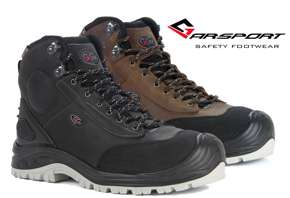 Chaussure de sécurité RHINO MID Garsport S3