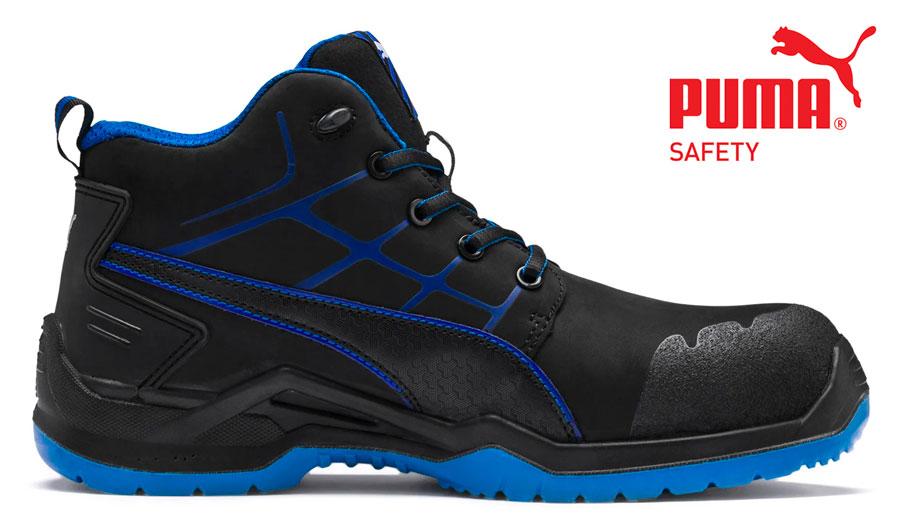 Basket de sécurité KRYPTON BLUE Puma S3
