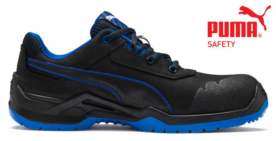 Basket de sécurité ARGON BLUE Puma S3