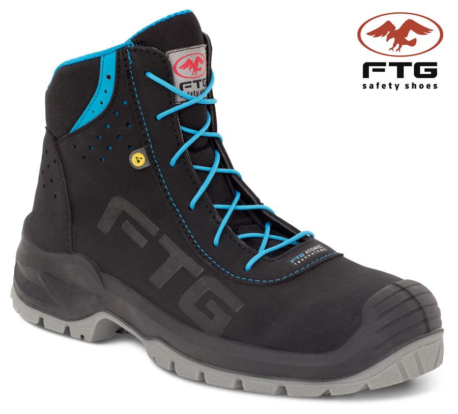 Chaussure de sécurité FIREBRAND FTG S3