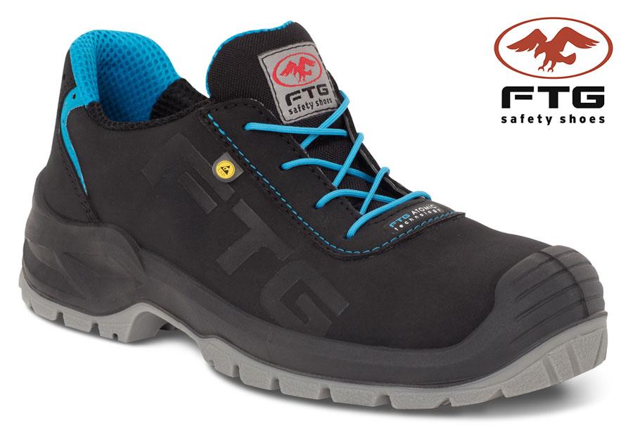 Chaussure de sécurité JUNKERS FTG S3