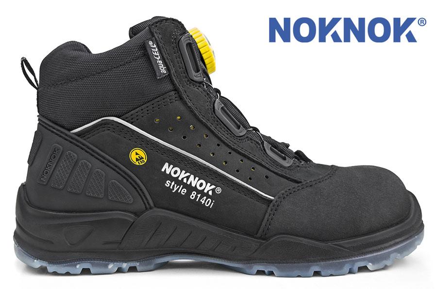 Chaussures de sécurité STYLE 8140i Noknok S3
