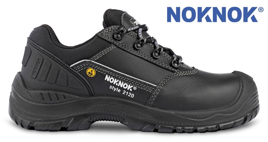 Chaussures de sécurité STYLE 2120 Noknok S3