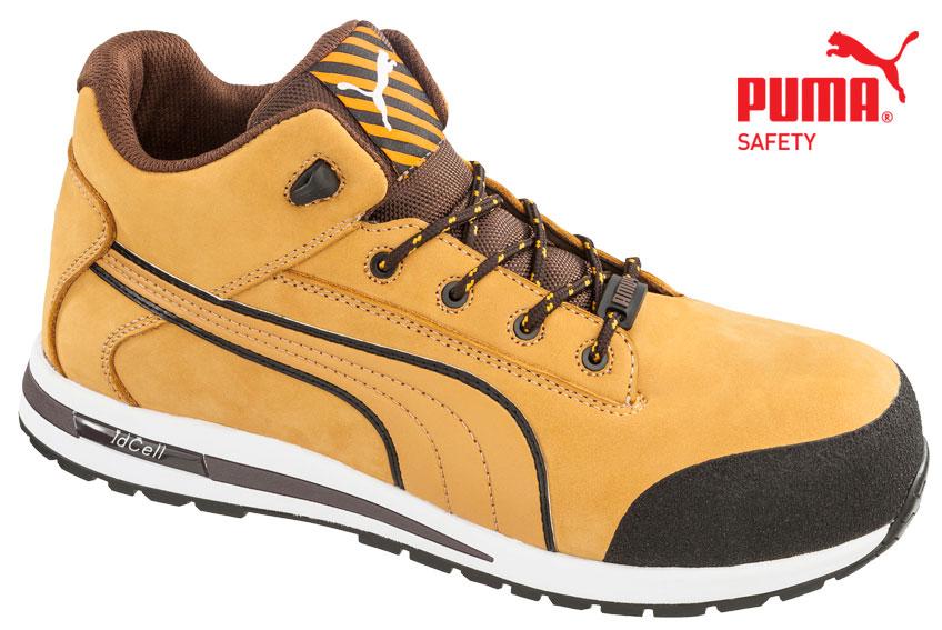 Chaussure de sécurité DASH Puma S3