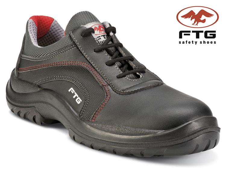 Chaussure de sécurité BLACK FTG S3
