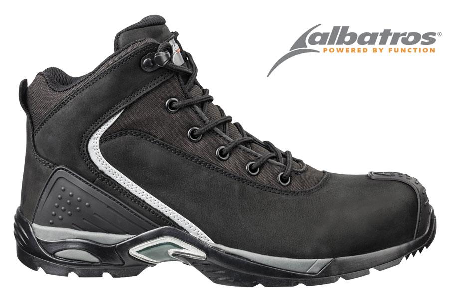 Chaussure de sécurité RUNNER XTS MID Albatros S3