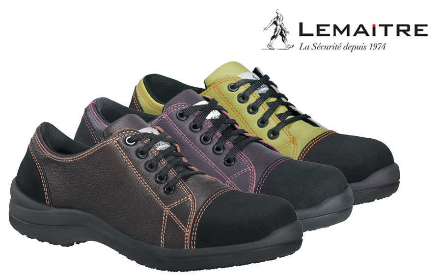Chaussure de sécurité femme LIBERTY basse  Lemaitre S3