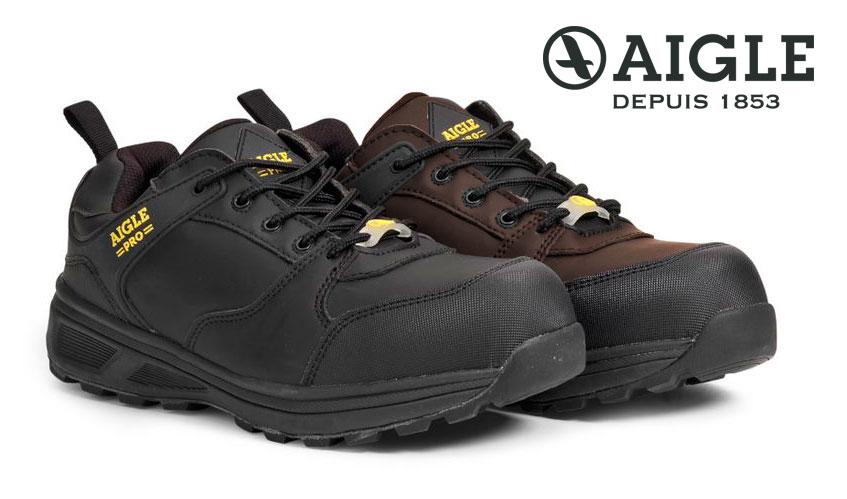 Chaussure de sécurité SOLTER Aigle S3