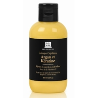 Mini shampooing / Mini Masque cheveux ARGAN & KERATINE 100 ml - Collection ARGAN & KERATINE
