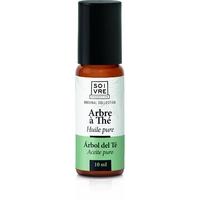 Huile pure Arbre à thé en roll-on - 10 ml