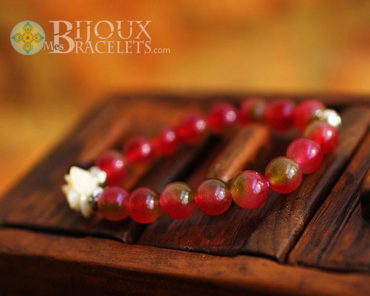 Bracelet-cristal-pastèque-Kasas-Rose-Mes-Bijoux-Bracelets-com-B0188-3