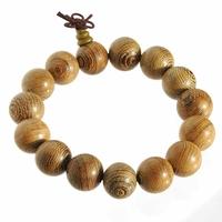 Bracelet bois de wenge 15mm - Azar - Brun - TerreZen