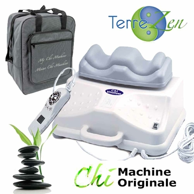 Chi Machine Chi Vitalizer originale et sac de transport rembourré