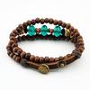 Bracelet-multirang-Flour-3-Brun-mes-bijoux-bracelets-com-B0365-3